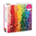 Puzzle 500 Rainbow Buttons
