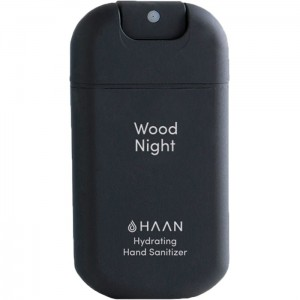 Spray antybakteryjny do rąk Haan Wood Night