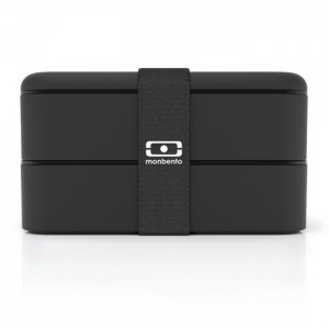 Lunchbox MonBento Original Black Onyx