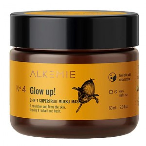 Peeling-Maska Glow up! Alkemie 60ml