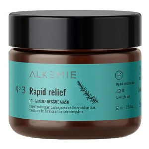 Maska ratunkowa Rapid Relief Alkemie 60ml
