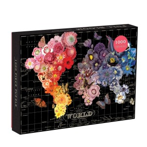 Puzzle 1000 Wendy Gold Full Bloom