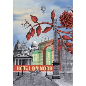 Notes Paris Christian Lacroix A5