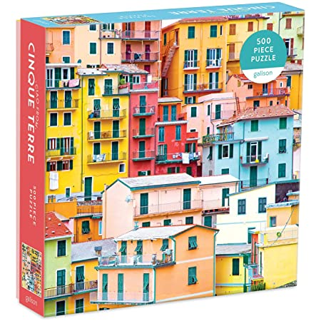 Puzzle 500 Ciao from Cinque Terre