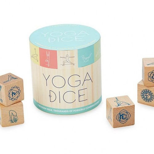 Kostki do jogi Yoga dice